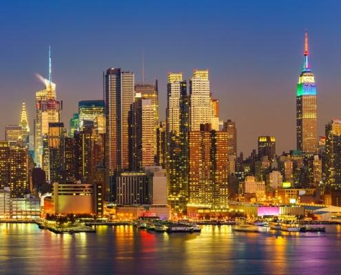 viaje organizado a nueva york