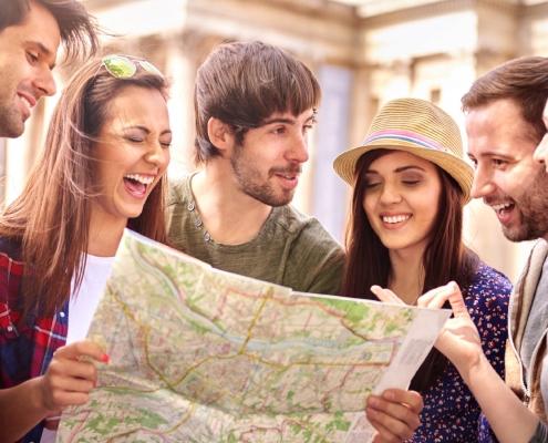 viajes para grupos